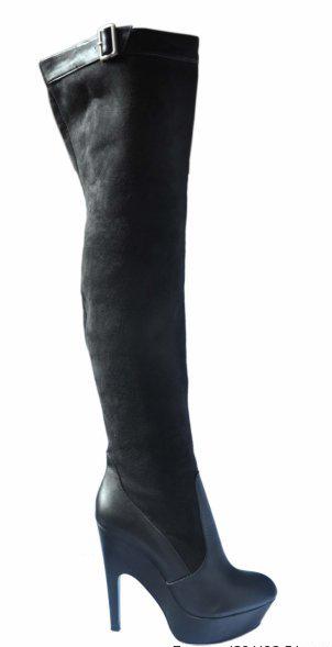 YSL:High-Heel boots
