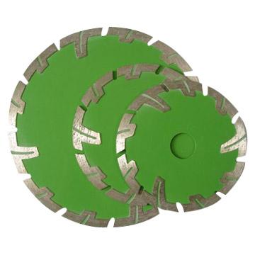 sintered diamond saw blade cutting disc