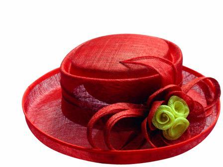 sinamay hat-1