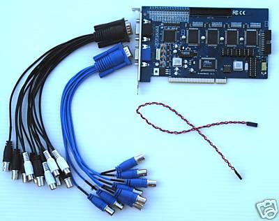 GV800 V8.3 DVR Card