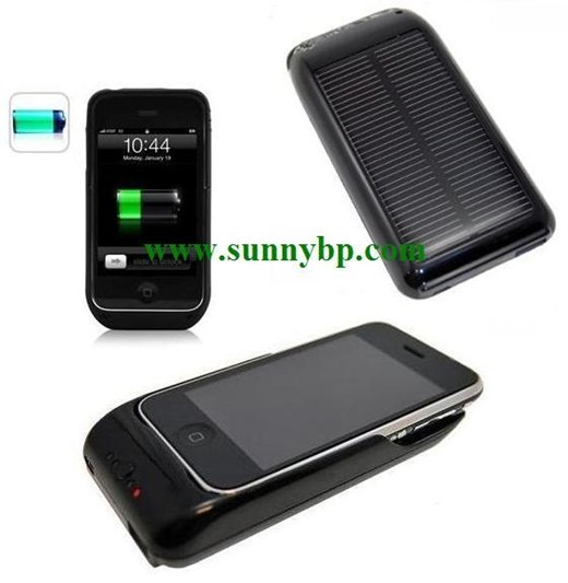 Solar Charger For iPhone with CE (SBP-SC-008)