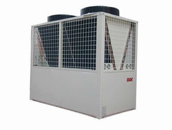 Air cooled modular chiller
