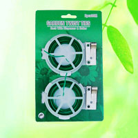 Plastic Garden Plant Twist Tie with Cutter HT5048