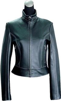 Fashion Leather Garment