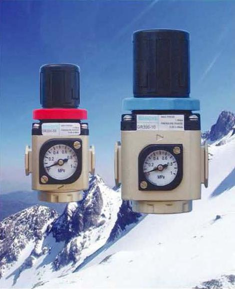 air source treatment(pressure regulator .(air source treatme