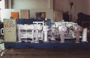 CNG compressor M-type