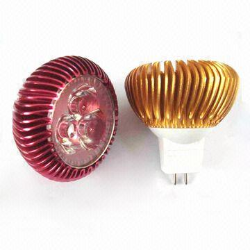 3W led spotlight bulb MR16