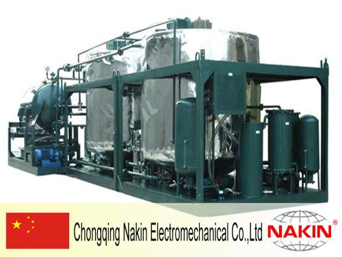 Series JZS Engine oil recycling system