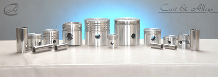 Aluminum Pistons