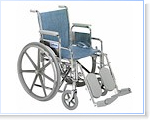 Offer wheelchairs and disabilities,crutches