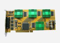 4004F Series H. 264 Full D1 Compression card