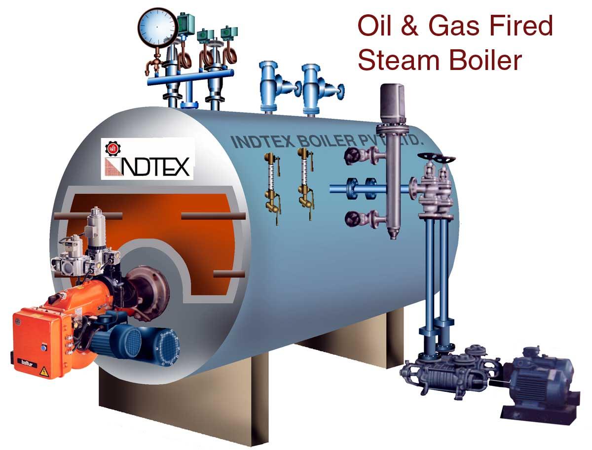 Steam Boiler ,