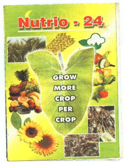 organic green multi purpose plant food
