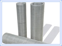 Galvanized Iron Square Mesh