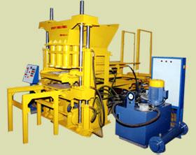 Concrete Block Machine Manufacturer