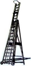 Kamsun Street LIght Ladders range