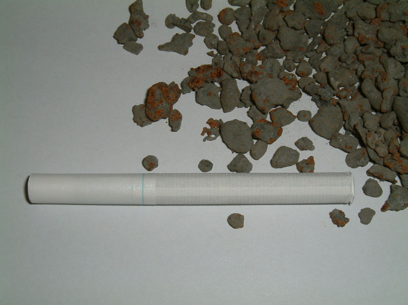 3~8mm Iron Pellet