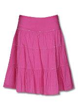4 Tier Skirt