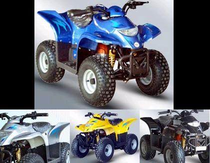 50cc ATV Quad Bike