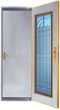 Aluminum Honeycomb Door