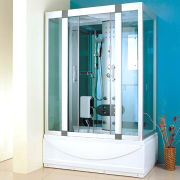 Complete Shower Room