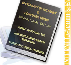 Dictionary Of Internet & Computer Terms