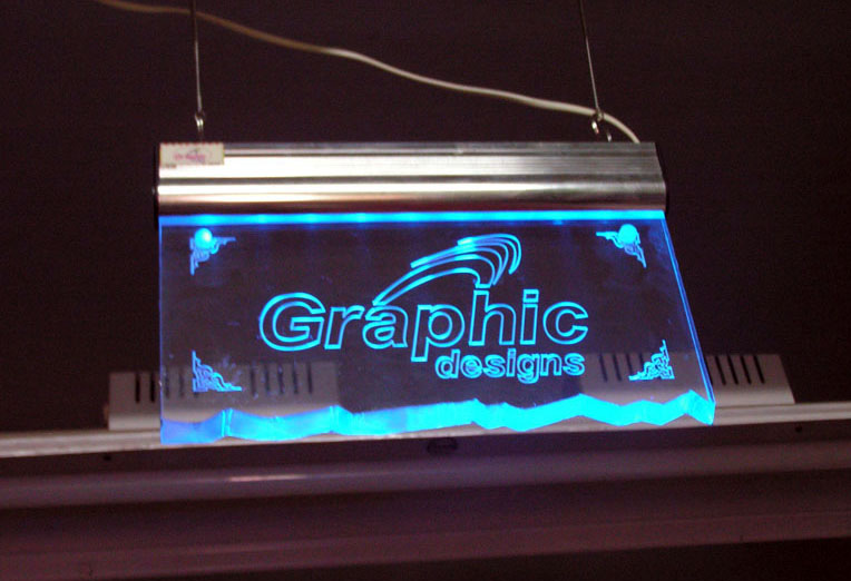 Edgelit Led Electronic Signs
