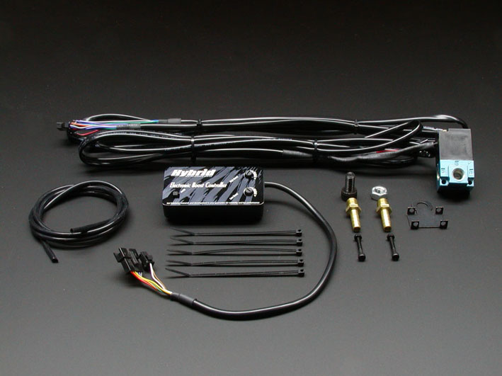 Hybrid Full Electronic Boost Controller Type Ii