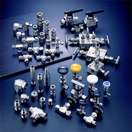 Instrumentation Tube / Pipe Fittings And Valves