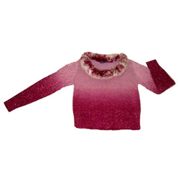 Ladies' Tie Dye Sweater