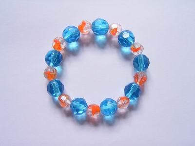 Man-made Crystal Bracelet