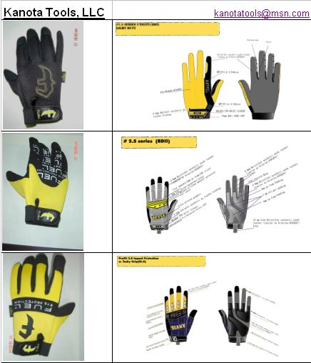 Mechanics / Bike Gloves