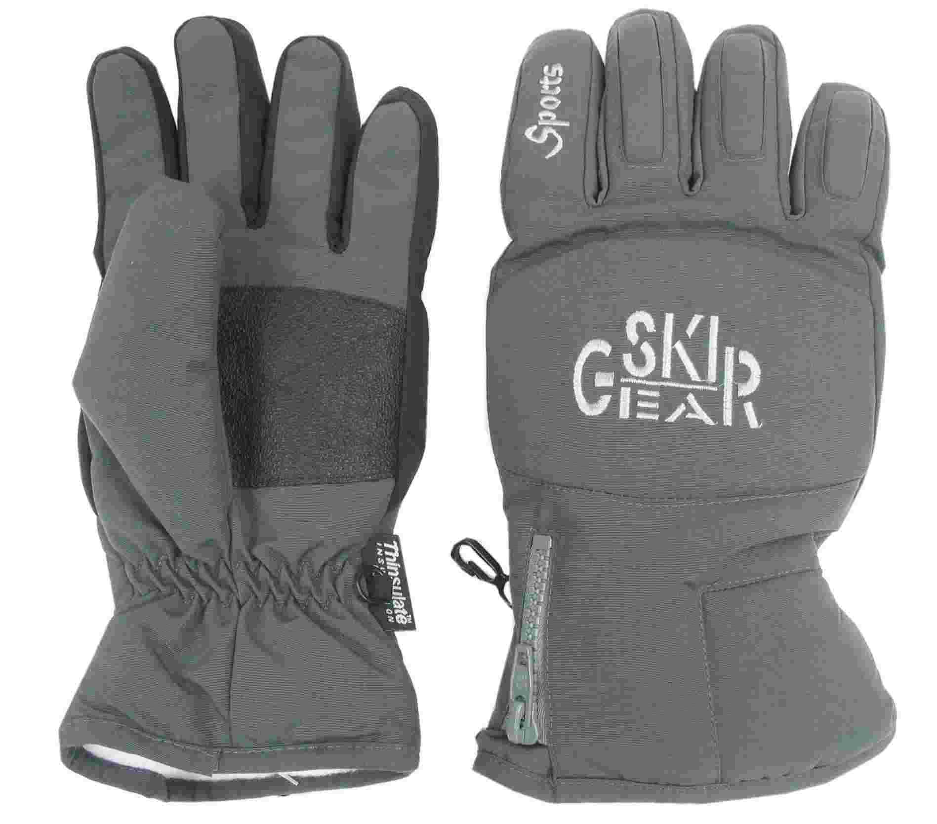 Men Ski Glove