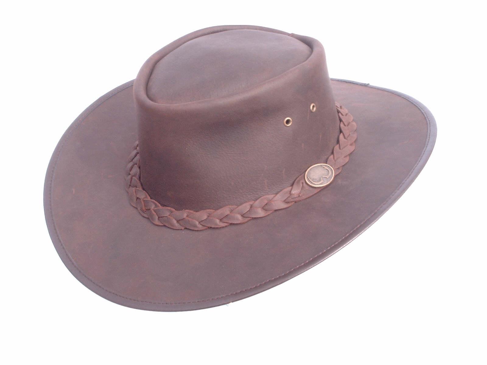 Oiled Buffalo Nubuck Bush Hat