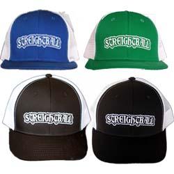 Outline Mesh Hat