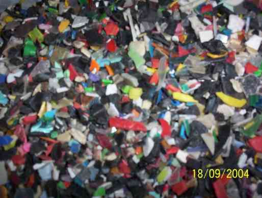 sell scrap  plastic