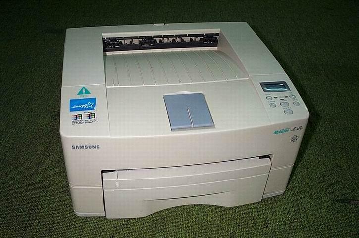 Refurbished Laser Beam Printer