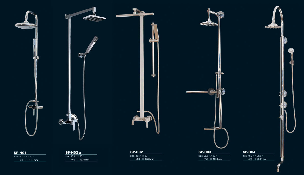 Shower Head & Shower Set United States Products Manufacturers ...