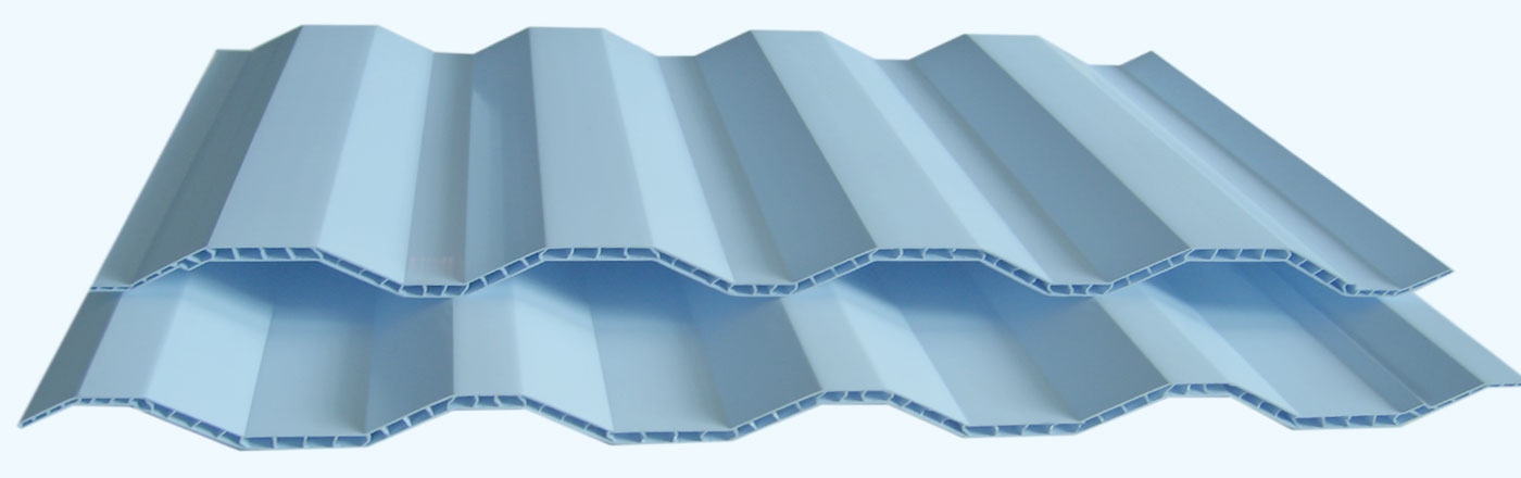 Twin Wall Corrugated Pvc Roof