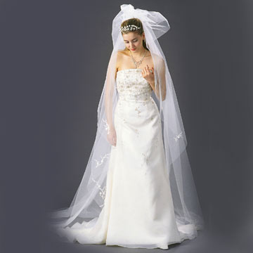 Wedding Dress FWT001