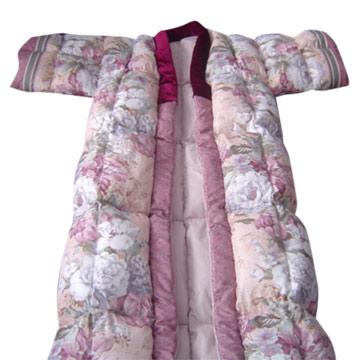 Women's Printed Winter Overcoat