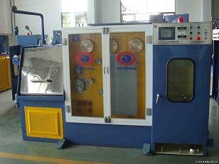 Fine Wire Drawing M/C With Continuous Annealer
