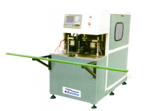 Sell PVC Win-door Corner Cleaning Machine CNC