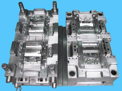 Sell double injection mould