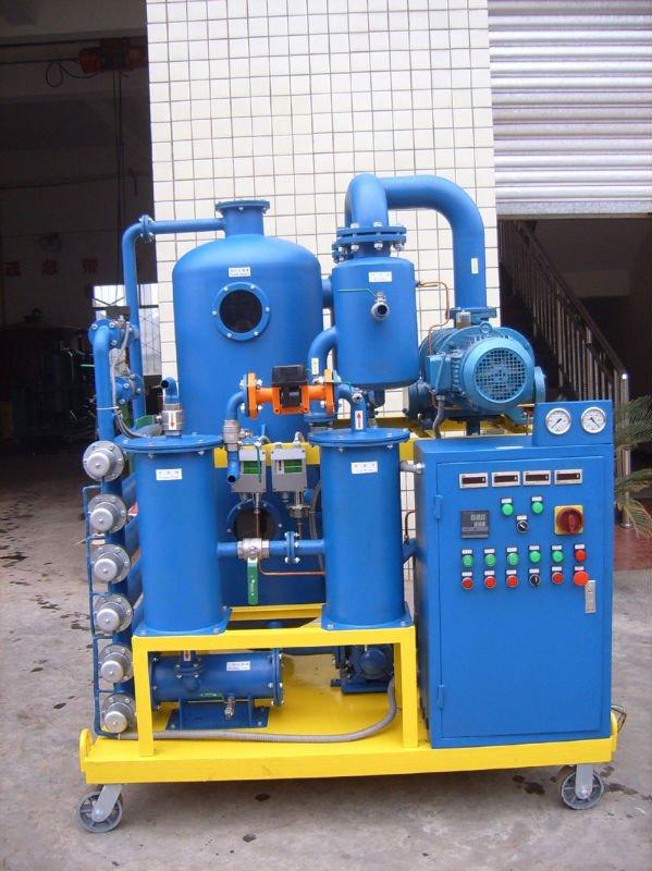 Oil Purify Nanotechnology,ZYD Transformer Oil Treatment