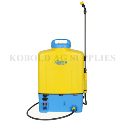 HDPE 16l battery sprayer (16E-8)