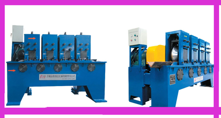 Roller Type Straightening machine