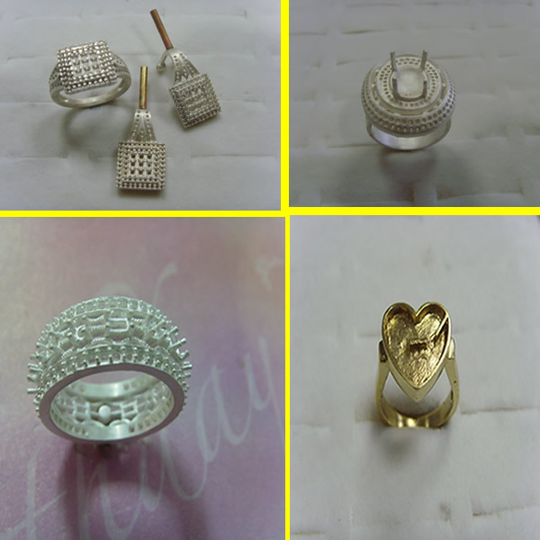Jewelry Rubber Mold Jewellery Mdoel