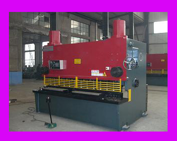 CNC Hydraulic Plate Shearing Machine Cutting Machine