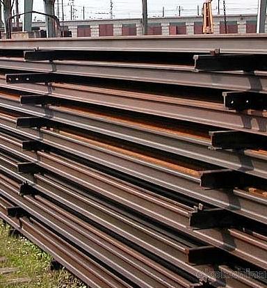 used rails, steel scraps, hms1/2